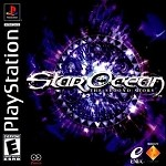 Star Ocean: The Second Story - PS1 Video Game